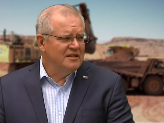 Coalition's dependence on mining sector causing a decline in economic growth
