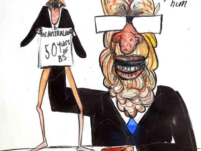 News Corp Newspoll And Unpopular Abbott