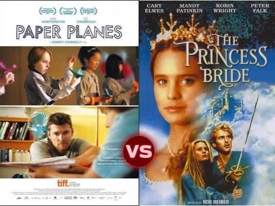 Princess Bride Book Cover