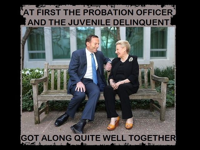 how to become a probation officer australia