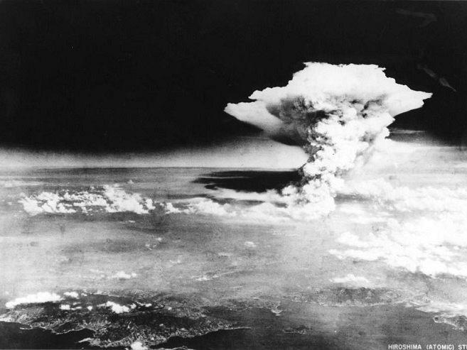 was the u s justified in dropping atomic bombs on japan Free essay: were the americans justified in dropping the atomic bombs on hiroshima and nagasaki in august 1945 the dropping of the atomic bomb on nagasaki.