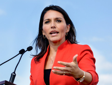 Tulsi Gabbard: Female, progressive and a serious US ...