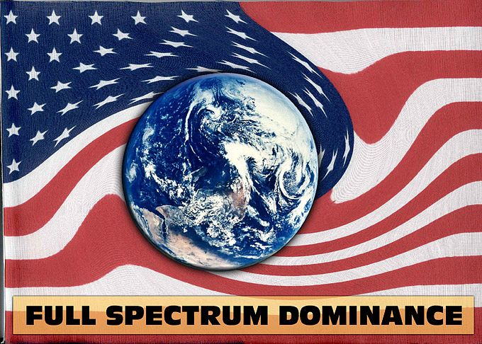 Image result for us full spectrum dominance