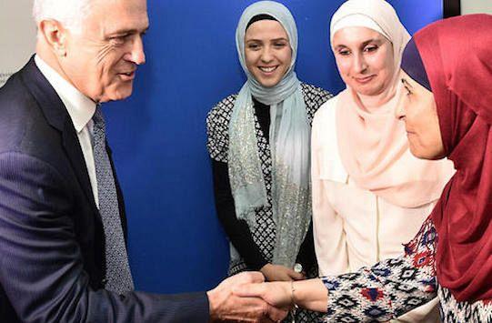 Картинки по запросу turnbull muslims