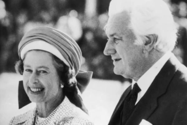 Palace letters: Murdoch helps Morrison to mug Australian history