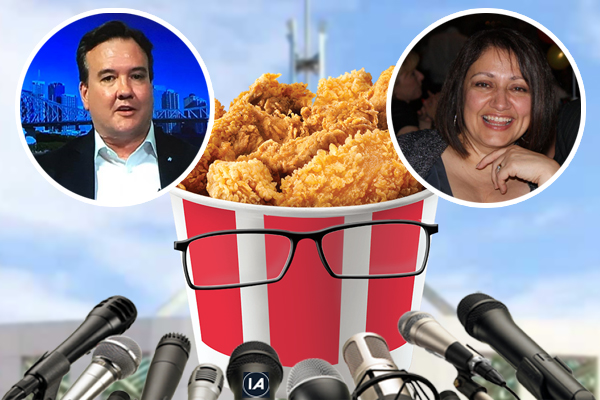 IA Special Podcasts: 'Seven Dollars Thirty' with Gorge Crispychickenson