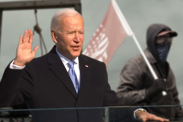 Biden Administration will start by cleaning up Trump's legacy of hate