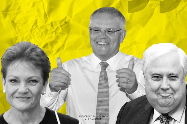The Coalition's politics of fear a tried and true election recipe