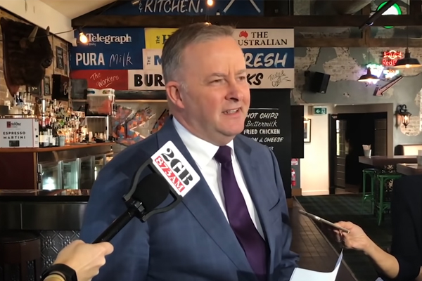 Wren's Week: Labor Party down but not out