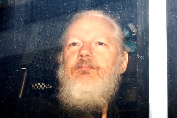 The Espionage Act and Julian Assange: U.S. Justice Department expands its case