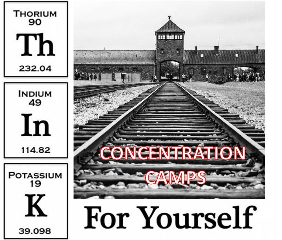Think for Yourself: Concentration Camps