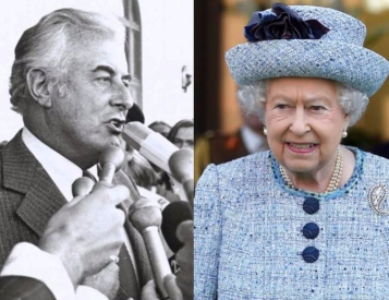 The National Archives, Whitlam and the Queen: Manipulating history
