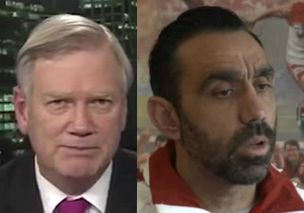 Andrew Bolt continues on about Adam Goodes