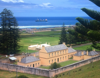History, tension and mistrust: Norfolk Island digs in