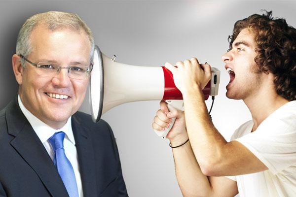 Dear quiet Australians, let's get loud