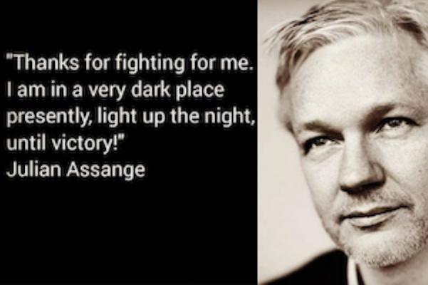 JOHN PILGER: Assange's case will define the future of free journalism