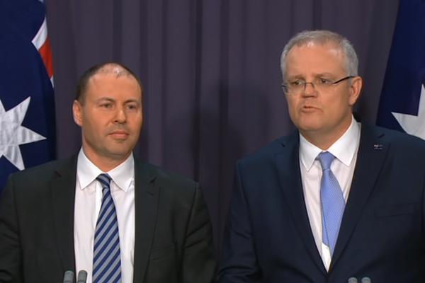 MUNGO MACCALLUM: Scott Morrison has turned his back on the surplus