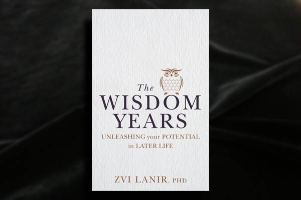 BOOK REVIEW: 'The Wisdom Years: Unleashing Your Potential in Later Life'