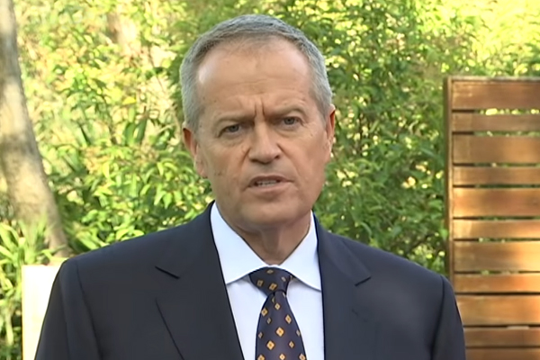 How the bushfire crisis would have been handled under a Shorten Government