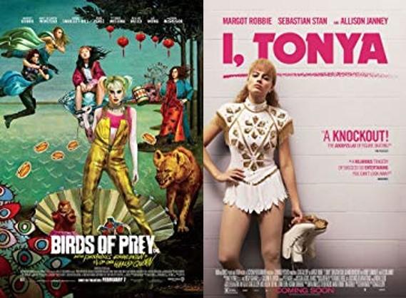 Screen Themes – Birds of Prey vs I, Tonya