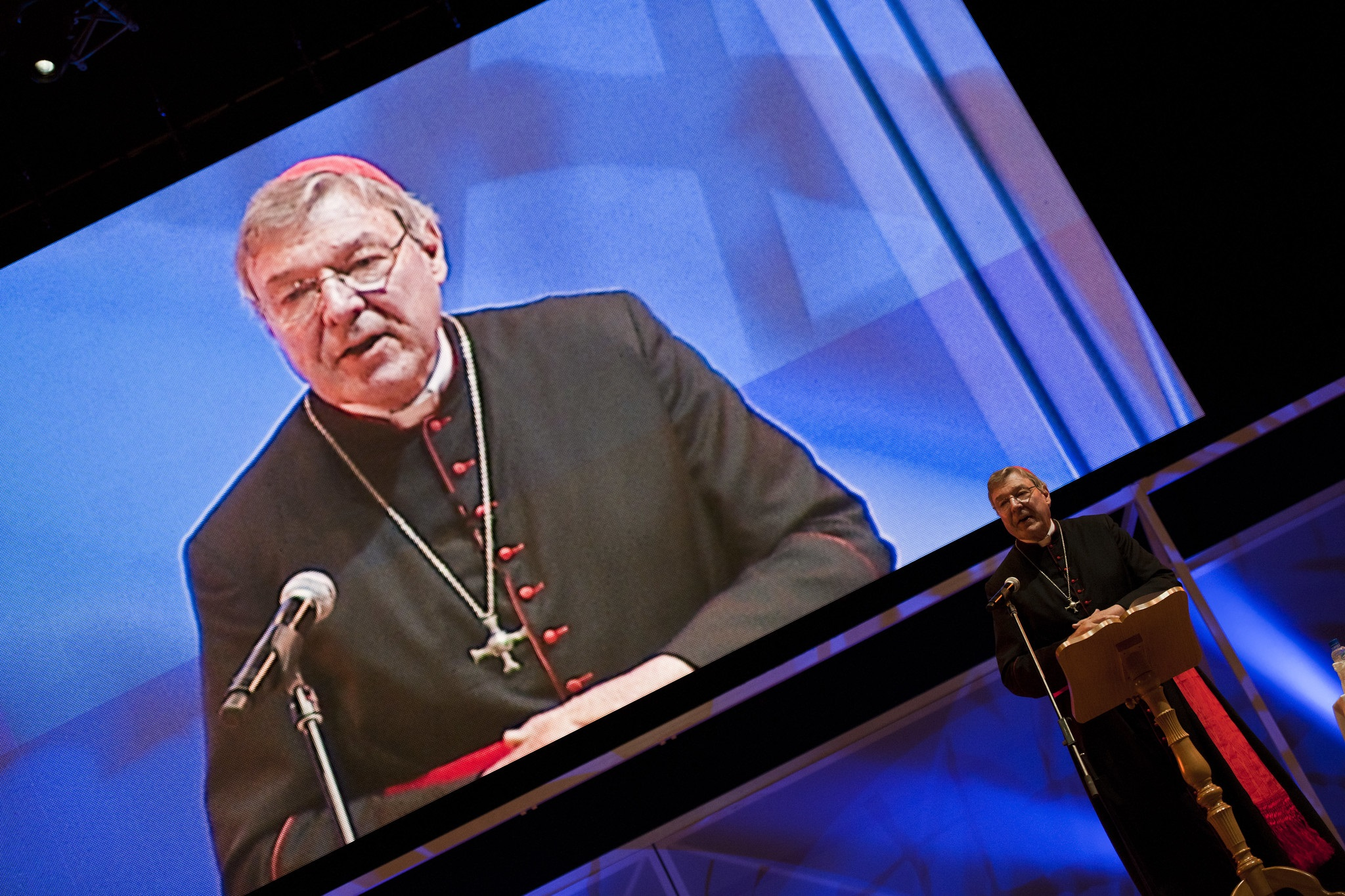EXCLUSIVE: Yet another assault allegation emerges against George Pell