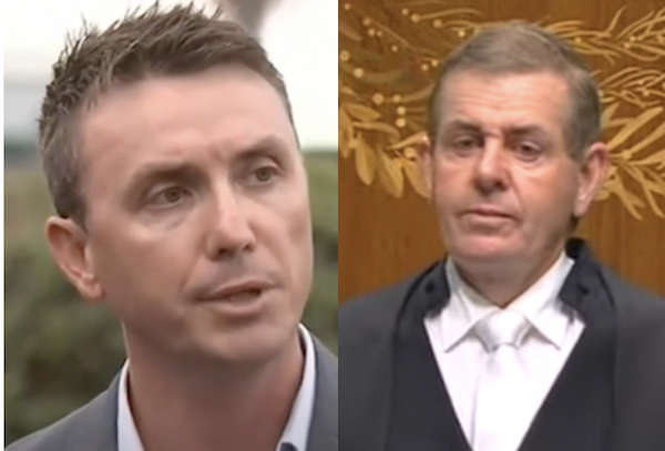 James Ashby sued the Speaker and lost — but the piper must be paid