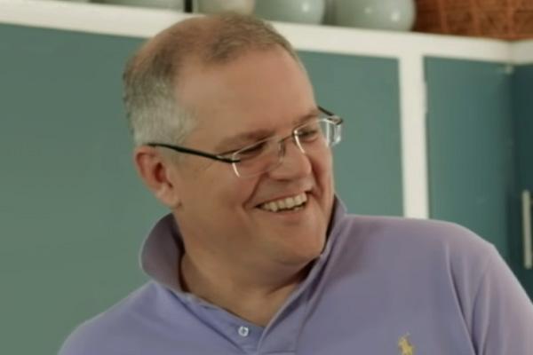 Scott Morrison's biggest success is manipulating his own image