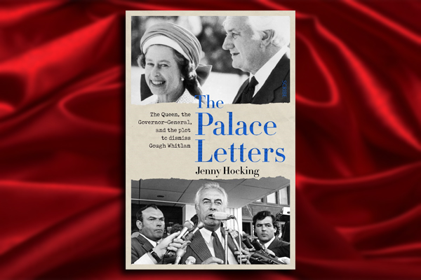 BOOK REVIEW: The Palace Letters