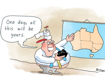 Australia's economy: From the pinnacle to the poorhouse in seven years