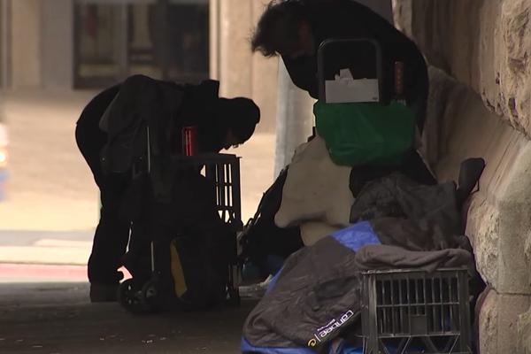 Homelessness crisis turning Australia into 'Nomadland'