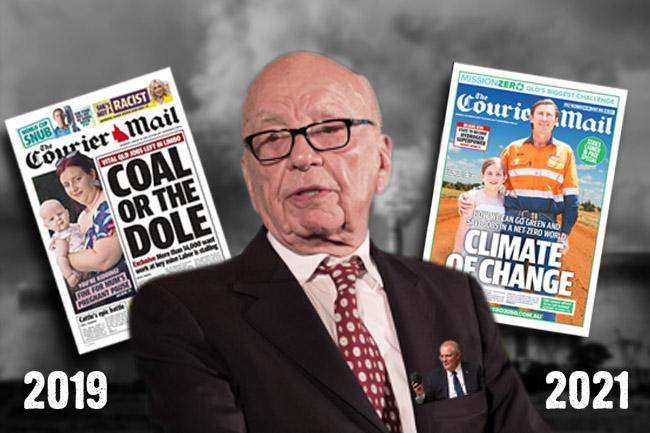 How Murdoch manipulates the climate of Australian politics