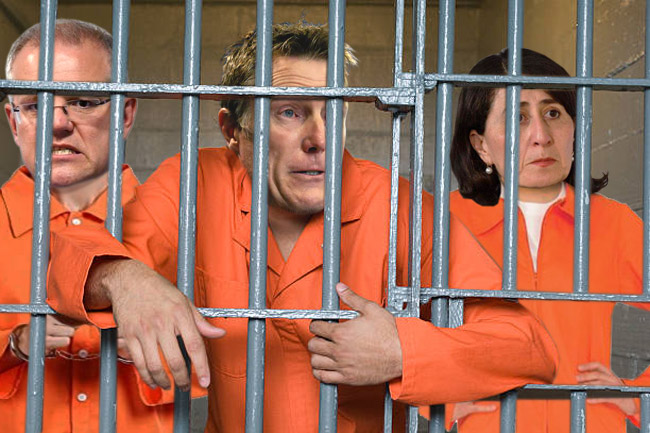 Australia needs an ICAC, but also mandatory gaol sentences